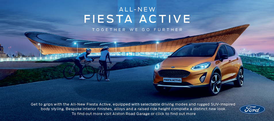 All-New Fiesta Active