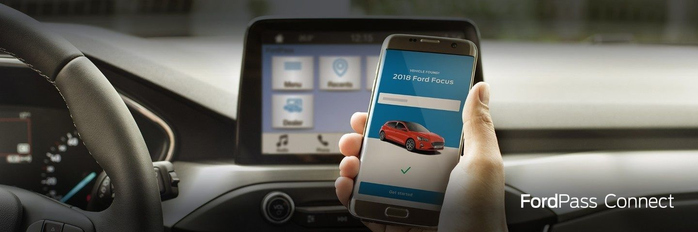 All-New Focus with FordPass Connect