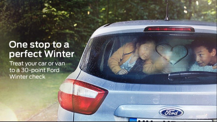 Ford Winter Check