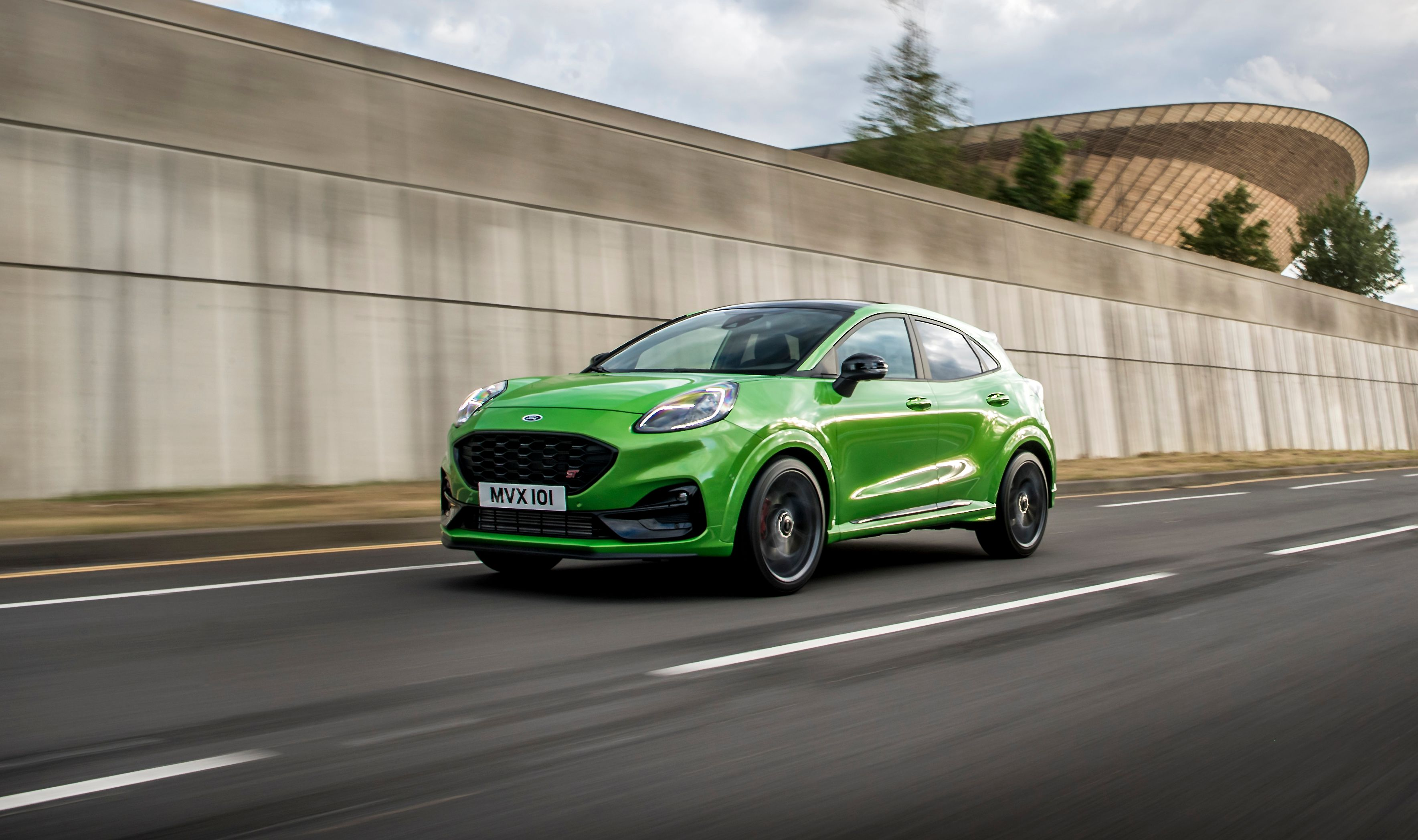 The New Ford Puma ST